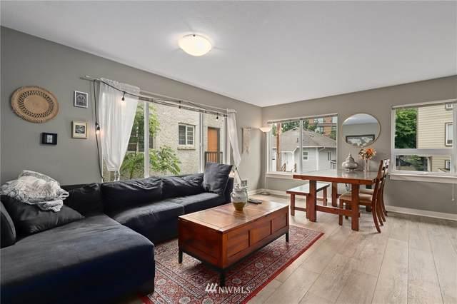 440 NE 73rd Street #102, Seattle, WA 98115 (#1791580) :: McAuley Homes