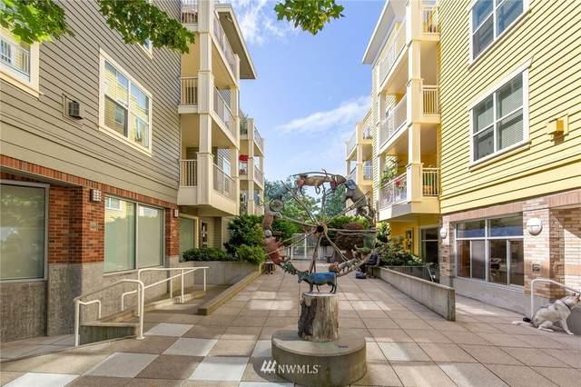 2901 NE Blakeley Street #307, Seattle, WA 98105 (#1791596) :: Ben Kinney Real Estate Team