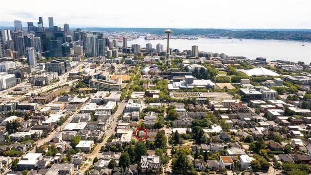 408 Aloha Street, Seattle, WA 98109 (#1791602) :: Ben Kinney Real Estate Team