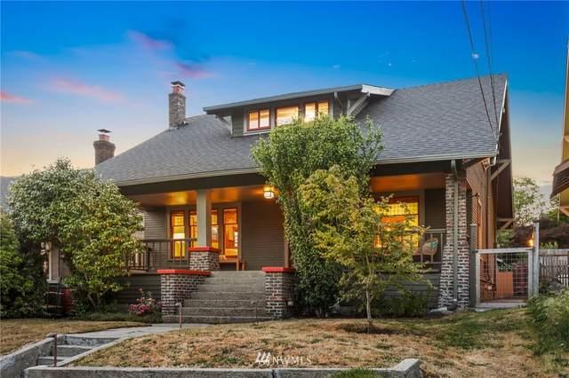 120 N 48th Street, Seattle, WA 98103 (#1791609) :: Shook Home Group