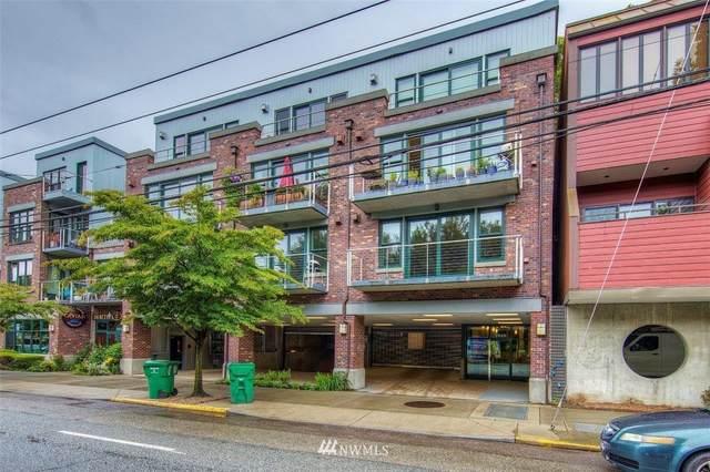 2920 Eastlake Avenue E #204, Seattle, WA 98102 (#1791611) :: NextHome South Sound