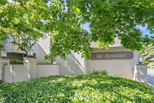 1550 NW 195th Street #110, Shoreline, WA 98177 (#1791635) :: Beach & Blvd Real Estate Group