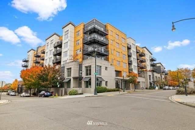 15100 6th Avenue SW #336, Seattle, WA 98166 (#1791647) :: Ben Kinney Real Estate Team