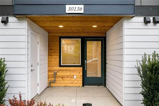3013 NE 130th Street C, Seattle, WA 98125 (#1791877) :: Ben Kinney Real Estate Team