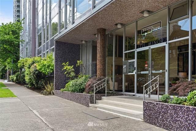 1221 Minor Avenue #605, Seattle, WA 98101 (#1791937) :: Costello Team