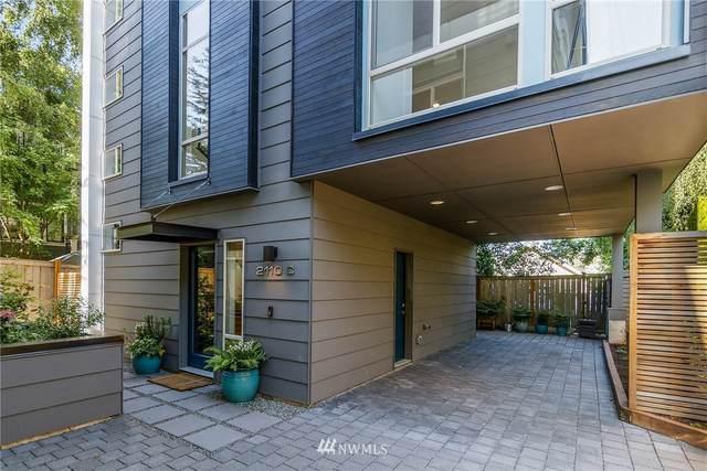 2110 2nd Avenue N C, Seattle, WA 98109 (#1791966) :: Pickett Street Properties