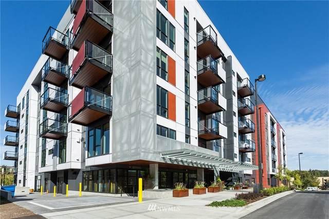 1085 103rd Avenue NE #302, Bellevue, WA 98004 (#1792197) :: Keller Williams Western Realty