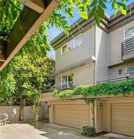 12506 26th Avenue NE C109, Seattle, WA 98125 (#1792282) :: McAuley Homes