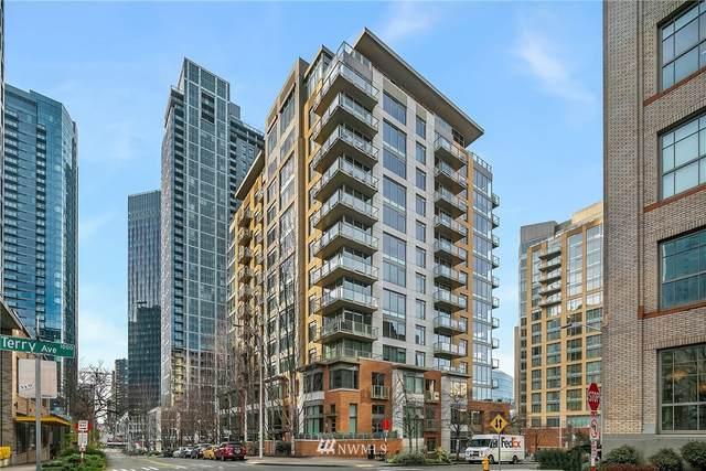 910 Lenora Street S706, Seattle, WA 98121 (#1792284) :: Ben Kinney Real Estate Team