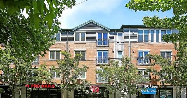 701 1st Avenue N #202, Seattle, WA 98109 (#1792374) :: Ben Kinney Real Estate Team