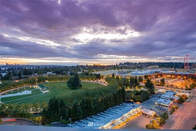 188 Bellevue Way NE #1701, Bellevue, WA 98004 (#1792396) :: Shook Home Group