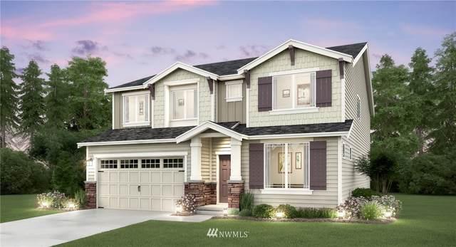 12839 192nd Place E #311, Bonney Lake, WA 98391 (#1792451) :: Beach & Blvd Real Estate Group