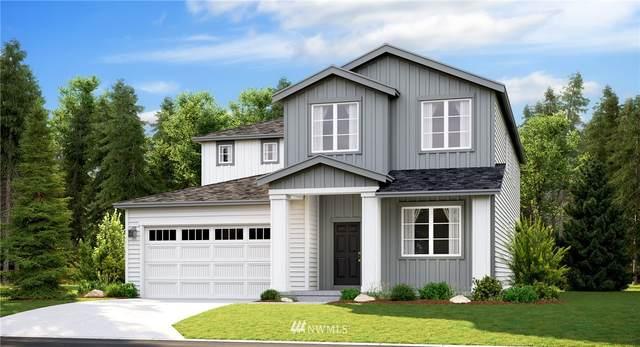 12831 192nd Place E #309, Bonney Lake, WA 98391 (#1792465) :: Beach & Blvd Real Estate Group