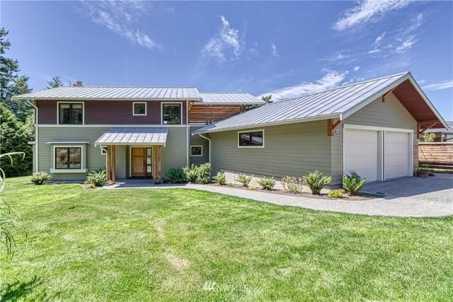 2660 NE Mountain View Drive, Hansville, WA 98340 (#1792486) :: Better Properties Lacey