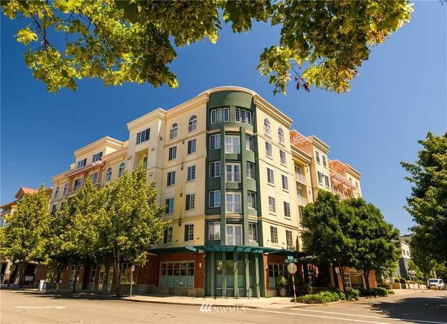 11004 NE 11th Street #501, Bellevue, WA 98004 (MLS #1792590) :: Brantley Christianson Real Estate