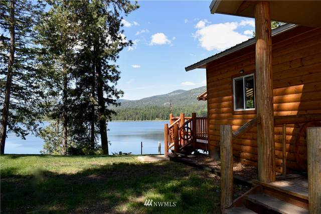 20 Twin Lakes Youth Camp Road, Inchelium, WA 99138 (#1792627) :: Pickett Street Properties
