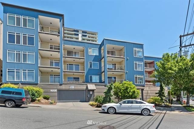 500 Elliot Avenue W #204, Seattle, WA 98119 (#1792653) :: Beach & Blvd Real Estate Group