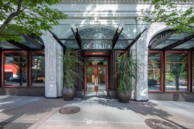 2033 2nd Avenue #1907, Seattle, WA 98121 (#1792702) :: Pacific Partners @ Greene Realty