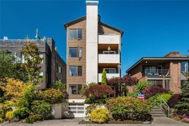 1615 43rd Avenue E #201, Seattle, WA 98112 (#1792743) :: Shook Home Group