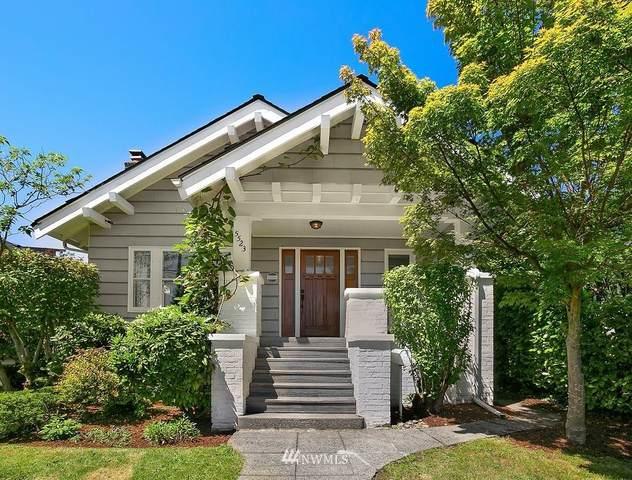 5523 35th Avenue NE, Seattle, WA 98105 (#1792751) :: McAuley Homes