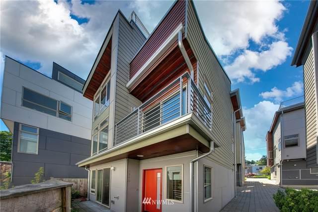 3820 23rd Avenue W, Seattle, WA 98199 (#1792779) :: Better Properties Lacey