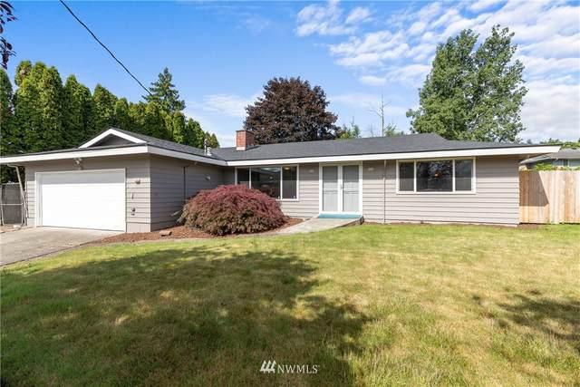 26715 40th Avenue S, Kent, WA 98032 (#1792784) :: Ben Kinney Real Estate Team