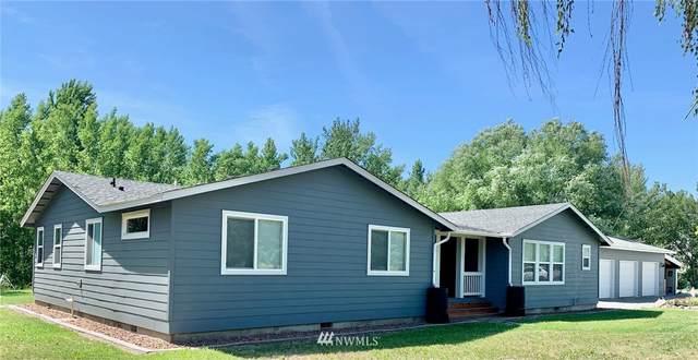1868 Old Hwy 97, Okanogan, WA 98840 (MLS #1792927) :: Nick McLean Real Estate Group
