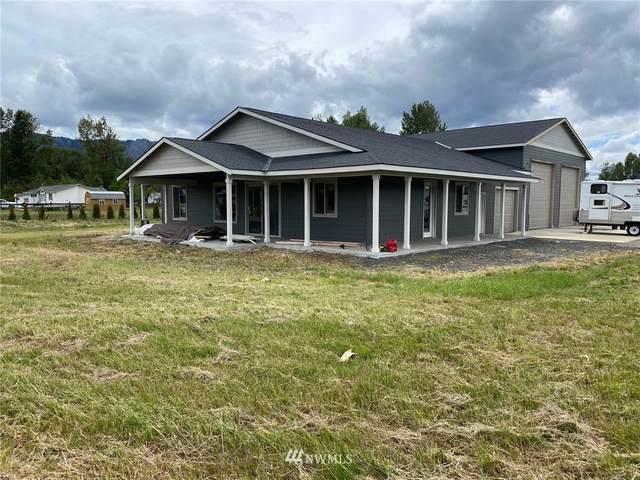 431 Deer Meadow Drive, Cle Elum, WA 98922 (MLS #1792947) :: Nick McLean Real Estate Group