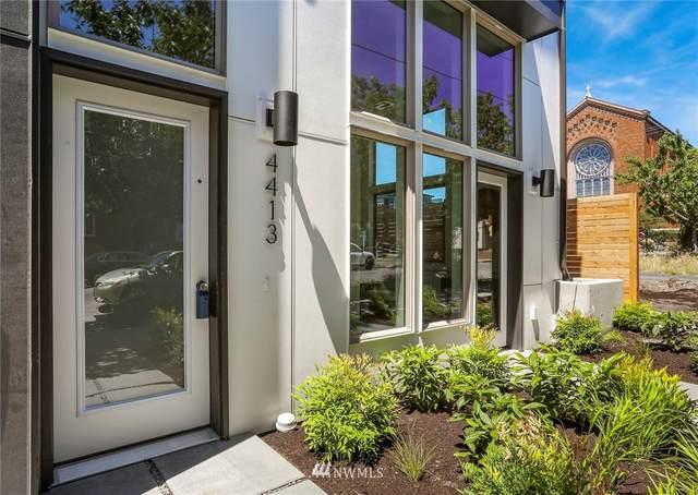 4413 42nd Avenue SW, Seattle, WA 98116 (#1793014) :: Better Properties Real Estate