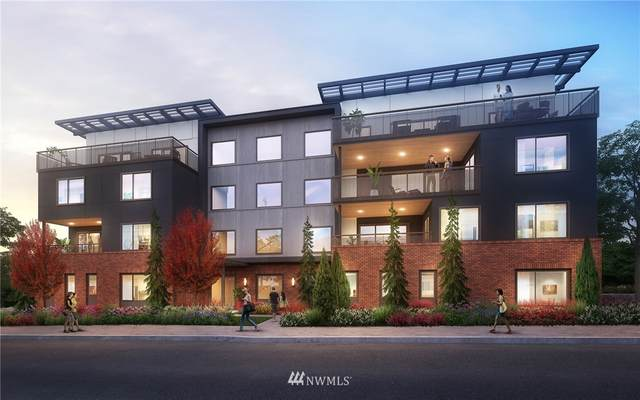 15538 NE 15th Place #3, Bellevue, WA 98007 (#1793030) :: Beach & Blvd Real Estate Group