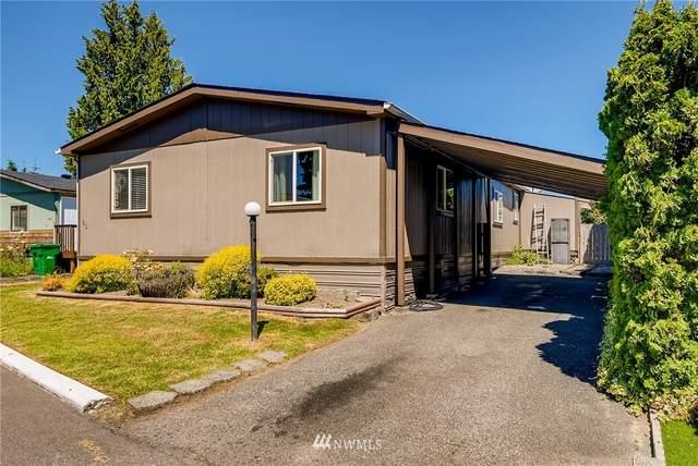 11500 Meridian Avenue #60, Everett, WA 98208 (#1793055) :: Front Street Realty