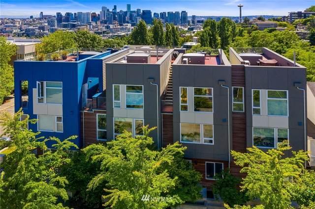 533 Howe Street, Seattle, WA 98109 (#1793058) :: Pacific Partners @ Greene Realty