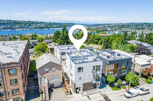 2337 10th Avenue E C, Seattle, WA 98102 (#1793085) :: Ben Kinney Real Estate Team