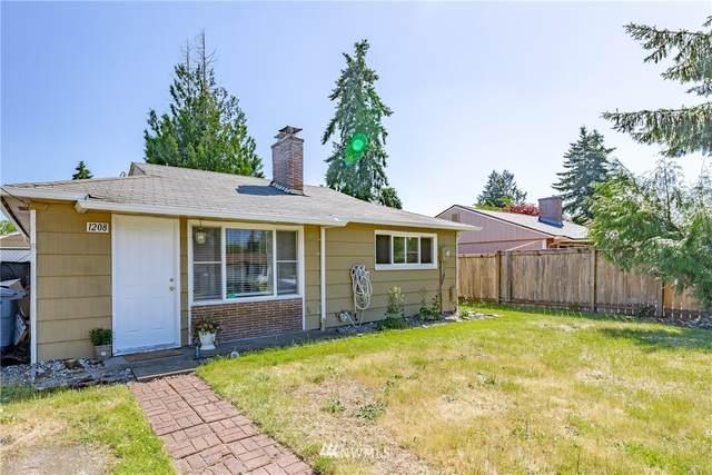1208 116th Street S, Tacoma, WA 98444 (#1793091) :: Better Properties Lacey