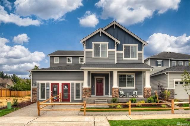 14352 SE 279th (Lot 13) Street, Kent, WA 98042 (#1793258) :: Beach & Blvd Real Estate Group