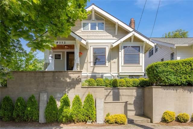 6112 Greenwood Avenue N, Seattle, WA 98103 (#1793285) :: Better Properties Real Estate