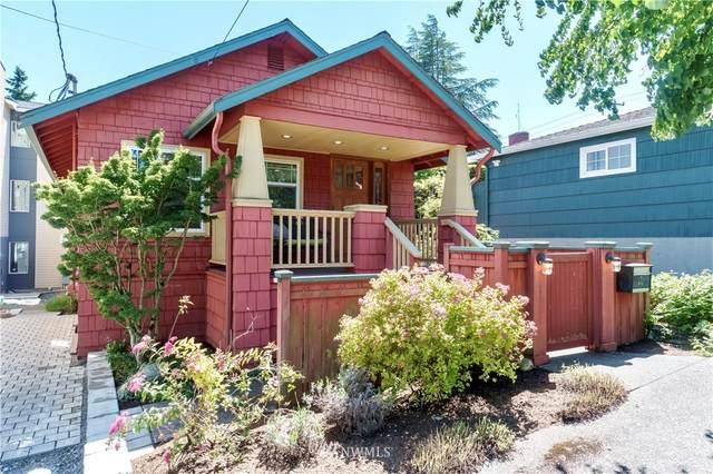 911 N 87th Street, Seattle, WA 98103 (#1793335) :: Shook Home Group