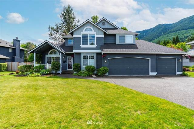 1125 SW 10th St, North Bend, WA 98045 (#1793352) :: Better Properties Lacey