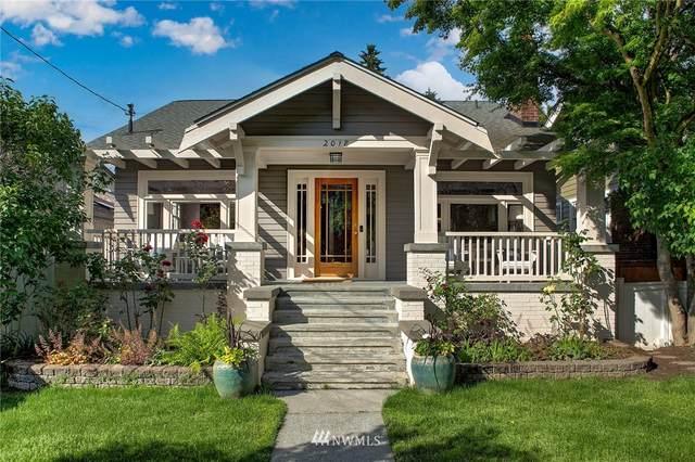 2018 Boyer Avenue E, Seattle, WA 98112 (#1793364) :: McAuley Homes