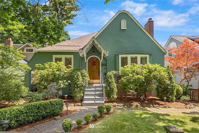 5214 36th Avenue NE, Seattle, WA 98105 (#1793436) :: McAuley Homes