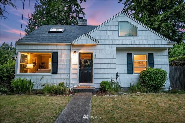 302 NE 156th Street, Shoreline, WA 98155 (#1793481) :: Beach & Blvd Real Estate Group