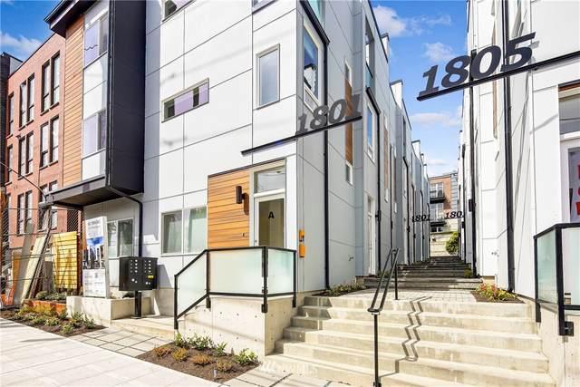 1805 20th Avenue, Seattle, WA 98122 (#1793500) :: Costello Team