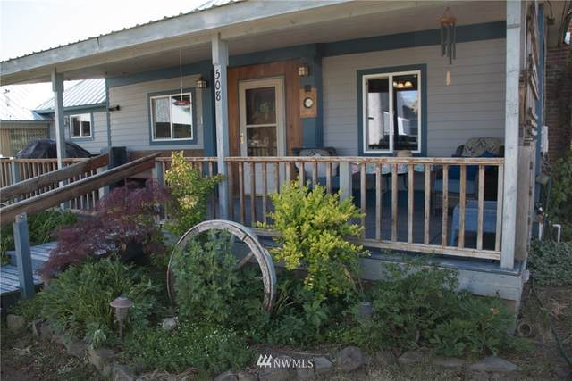 508 N Adams, Waterville, WA 98858 (#1793641) :: The Kendra Todd Group at Keller Williams