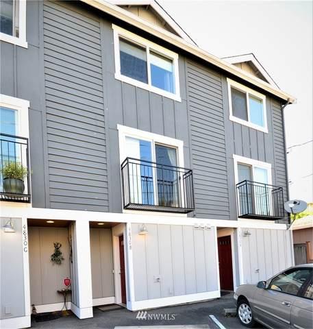 4830 40th Avenue SW B, Seattle, WA 98116 (#1793675) :: The Shiflett Group