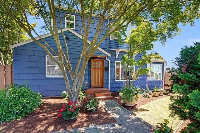 8442 40th Avenue SW, Seattle, WA 98136 (#1793681) :: NW Homeseekers