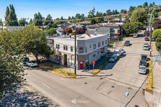 418 N 36th Street, Seattle, WA 98103 (#1793693) :: NextHome South Sound