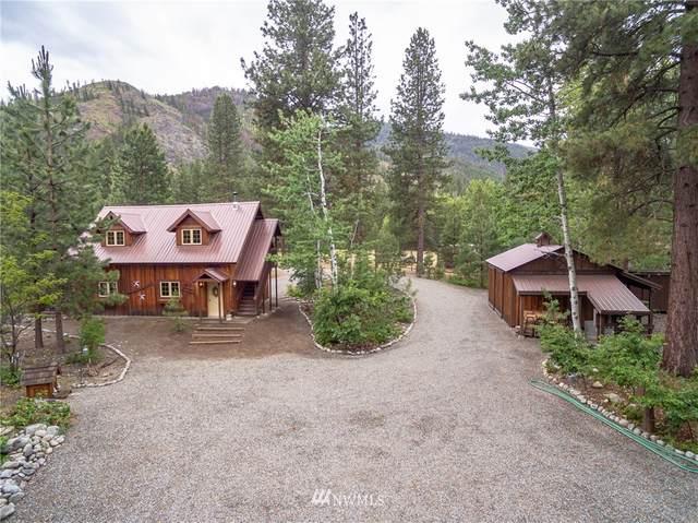 38 W Buttermilk Creek Road, Twisp, WA 98856 (#1793722) :: Ben Kinney Real Estate Team
