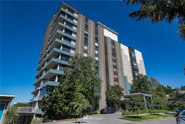 521 5th Avenue W #301, Seattle, WA 98119 (#1793745) :: Beach & Blvd Real Estate Group
