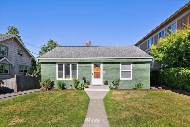 3272 40th Avenue SW, Seattle, WA 98116 (#1793770) :: Better Properties Lacey