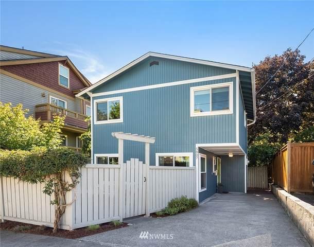 5807 17th Avenue NW, Seattle, WA 98107 (#1793790) :: Costello Team